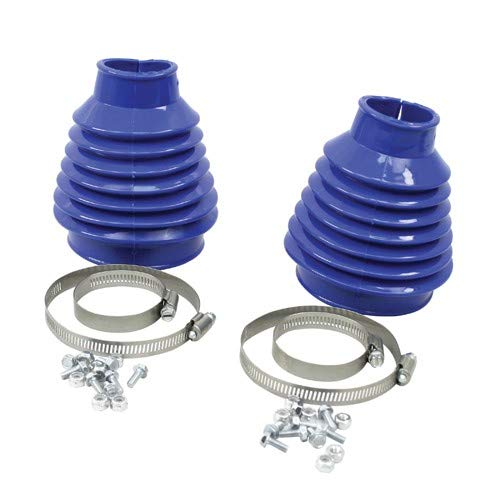Swing Axle Boot, Blue, For Beetle & Ghia 48-68, Pair PREMIUM, Compatible with Dune Buggy
