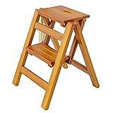 HLWJXS Escalera plegable portátil taburete alto silla silla escalera asientos escalera escalera escalera estante ampliado multifunción seguridad plegable hogar cocina interior ascendente