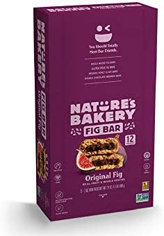 12-Count Nature's Bakery Whole Wheat Fig Bars