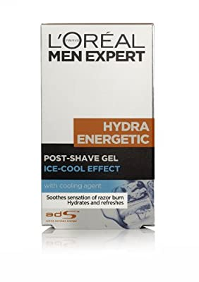 L'Oreal Paris Men Expert Hydra Energetic Aftershave Balm 100ml from L'Oreal