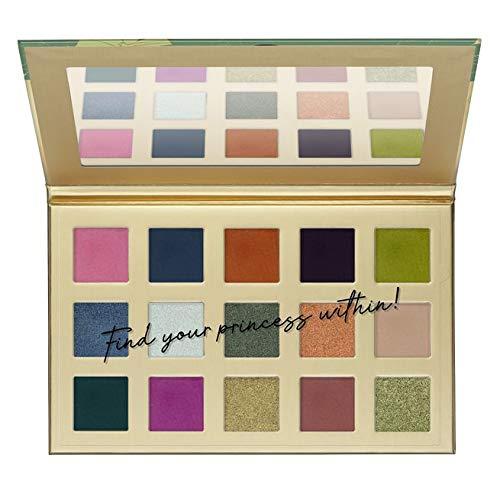 Essence Disney PRINCESS Eyeshadow Palette Tiana Nr. 04 Only you can make your dream come true Inhalt: 18g Lidschattenpalette
