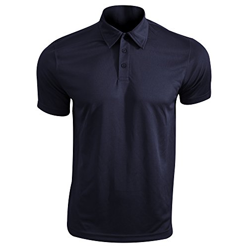 Kariban Proact Herren Kurzarm Performance Polo Shirt (2XL) (Marineblau)
