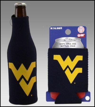 Set of 2 WEST Virginia CAN & Bottle Cooler