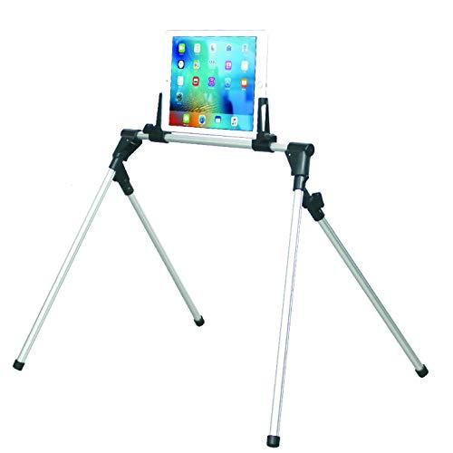 Soporte de pie para Tablet de Larga duración para tabletas de Lectura saludables para películas, sofá Cama (más grande-301S)