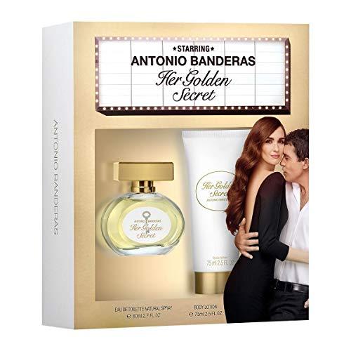 Antonio Banderas Set de Fragancias 155 ml