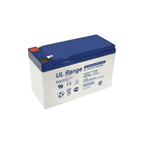 Batterie plomb 12V 7Ah Ultracell gamme UL