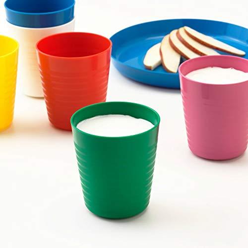 IKEA KALAS tazas X 12 NEW resistente para niños