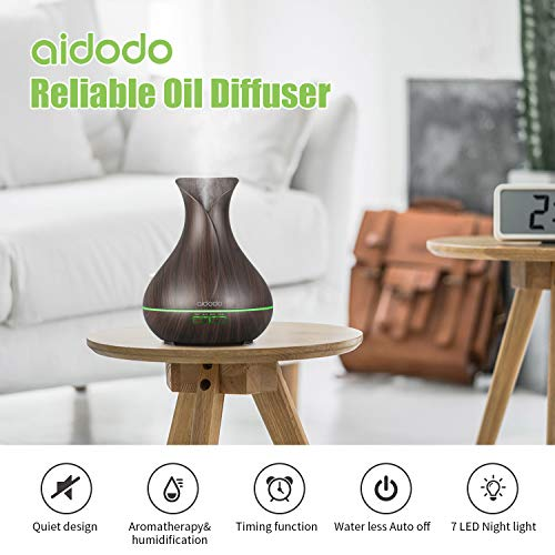 Aidodo 400ml Humidificador Ultras¨®nico...