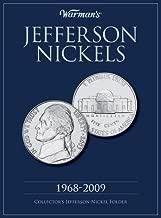 Jefferson Nickel 1968-2009 Collector's Folder (Warman's Collector Coin Folders)