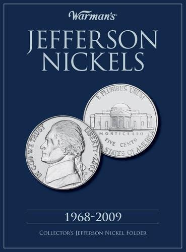 Jefferson Nickel 1968-2009 Collector's Folder (Warman's Collector Coin Folders)