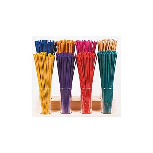 Euroscents Difussion Emim - Mazo de 100 Sticks Incienso 32 cm - 10 Aromas Diferentes