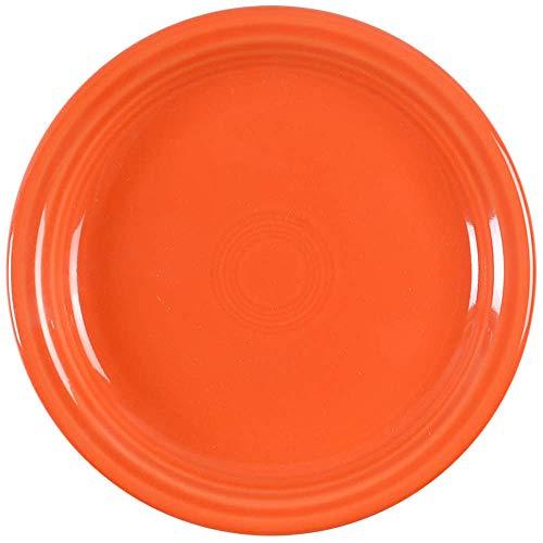 Fiesta Bistro Salad Plate 7.25' - Poppy