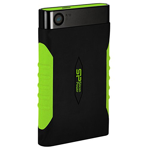 Silicon Power Black & Green 2 TB