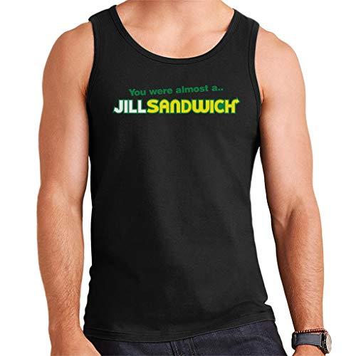 Jill Sandwich Resident Evil herenvest