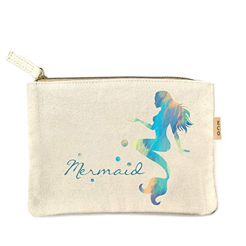 Me Plus Eco Zipper Pouch Stylish Printed, Traveler Organizer, Cosmetic Small Makeup, Students BTS