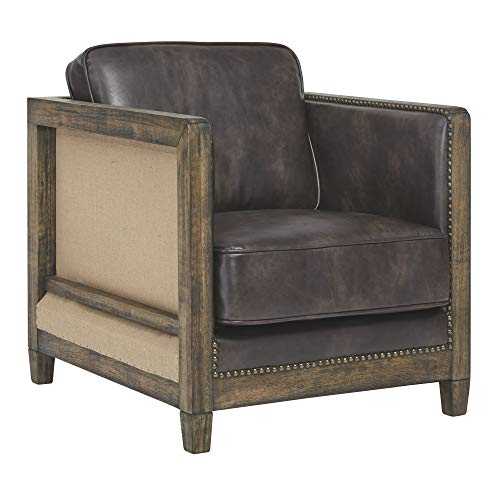 Signature Design by Ashley Copeland Accent Chair, Brown