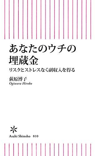 あなたのウチの埋蔵金 リスクとストレスなく副収入を得る (朝日新書)