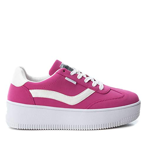 REFRESH Zapato Autoclave REF069862 Mujer Morado 37