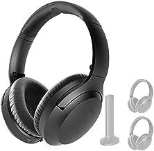Avantree AS90C, a Second Pair of Headphones for Avantree Opera Wireless TV Set, Bluetooth 5.0 Headset, High Max Volume, No Audio Delay, Mute TV Audio Button