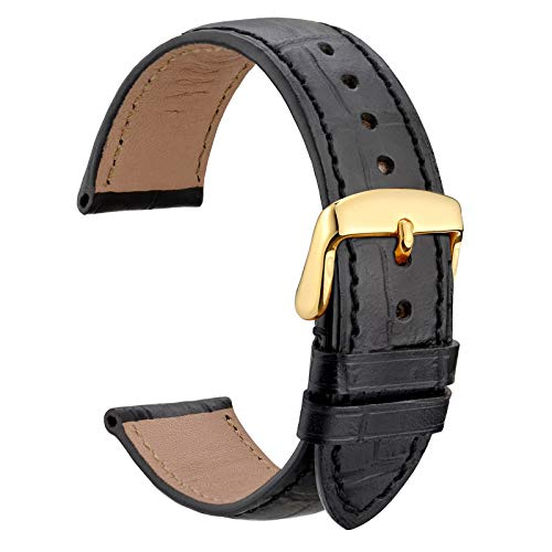 omega watch men leather - 6