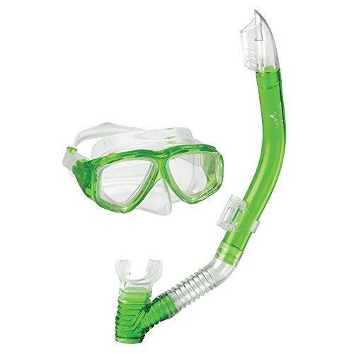 Speedo Unisex-Youth Adventure Swim Mask & Snorkel Set Junior