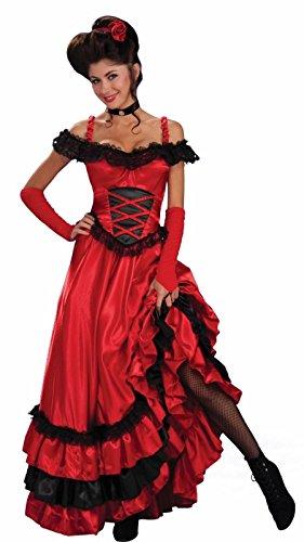 Ramona Lippert Spanierin Kostüm, Saloon Lady, Saloongirl, Can Can (Medium)
