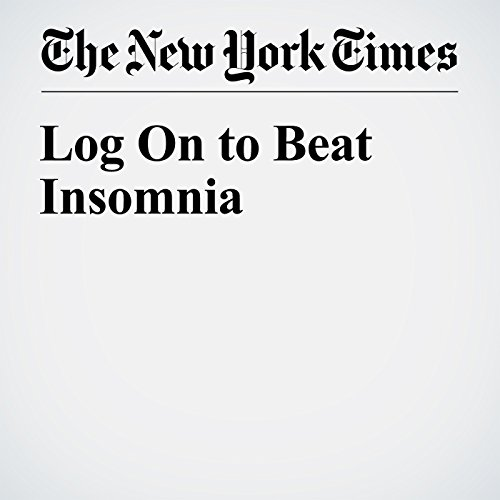 Log On to Beat Insomnia cover art