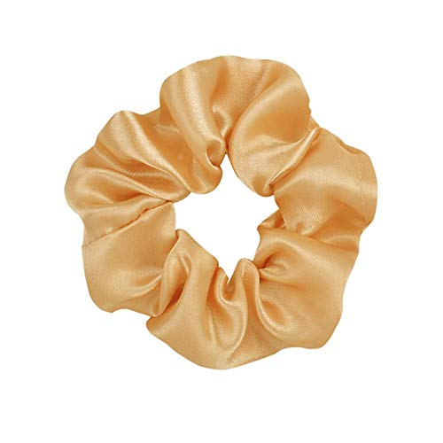 Sosa 3.9 Pulgadas Mujer Seda Scrunchie Elastic Handmade Hair Band Ponytail Holder Diadema Accesorios para el Cabello, 10