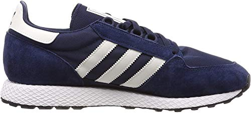 adidas Herren Forest Grove Fitnessschuhe, Blau (Collegiate Navy/Cloud White/Core Black), 41 1/3 EU (7.5 UK)