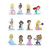 DISNEY PRINCESS E6279EU4 Disney Prinzessin 5 cm große Sammelfiguren, Puppen Überraschungsbox mit...