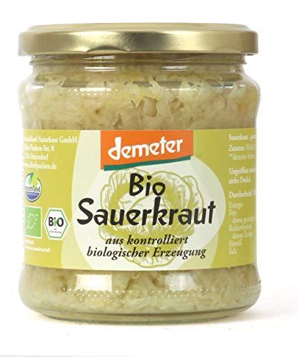 Marschland Bio-Sauerkraut Demeter, 6 stück