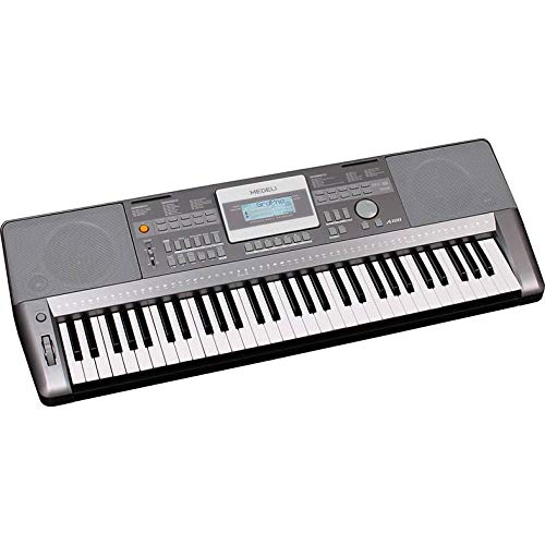 Medeli A100S 61-Note Keyboard (Grey)