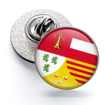 Speld Magglass vlaggen België Limburg