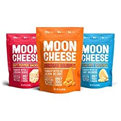Moon cheese for keto diet