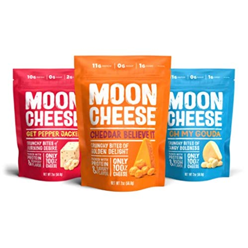 Moon Cheese - 100% Natural Chees...