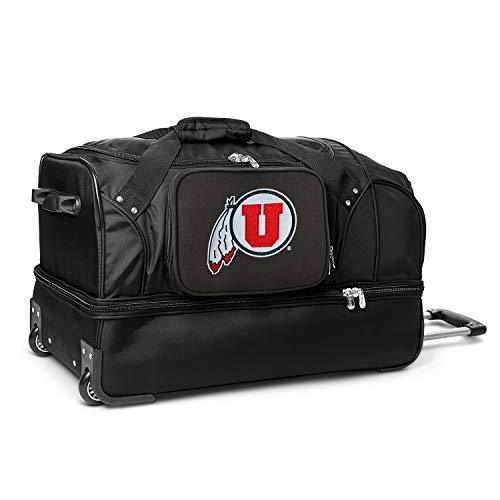 NCAA Utah Utes Bolsa de Lona con Parte Inferior abatible, 68,5 cm