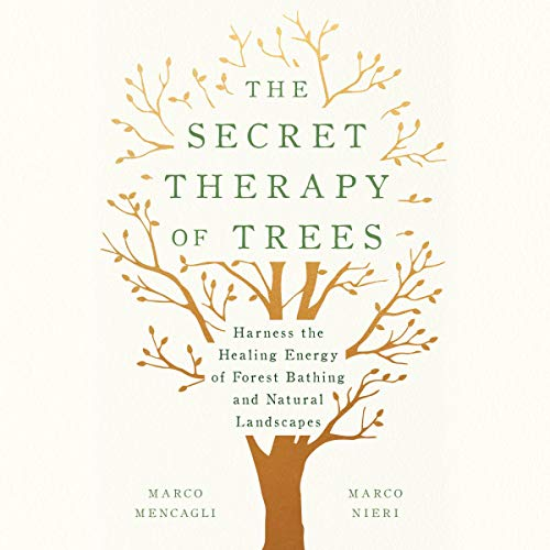 The Secret Therapy of Trees cover art