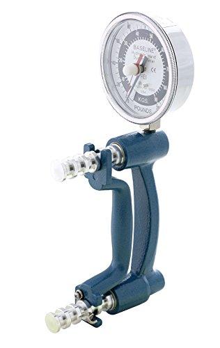 Cando 1015438 Baseline HiRes hand-dynamometer met grote kop, 90.7 kg