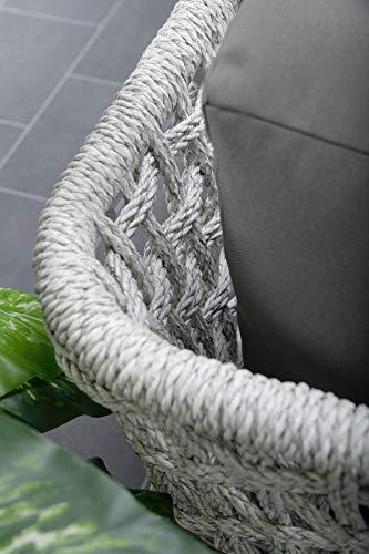 Garden Impressions Brando Beistelltisch, weiß