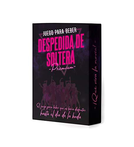 Glop Despedida de Soltera Premium - Juegos para Despedida de Soltera - Ideas Originales para la Fiesta de la Novia - Bromas Divertidas