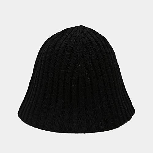 Sombrero Pescador Gorras Hombre Mujer Sombrero De Punto Cálido para Mujer Sombrero De Lavabo Clásico Sombrero De Cubo Sombrero De Pescador De Moda Sombrero De Panamá