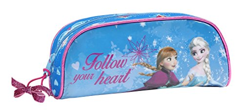 De ijskoningin Disney pennenrol etui lamp 23 x 9 x 5 Elsa Anna FROZEN (101)