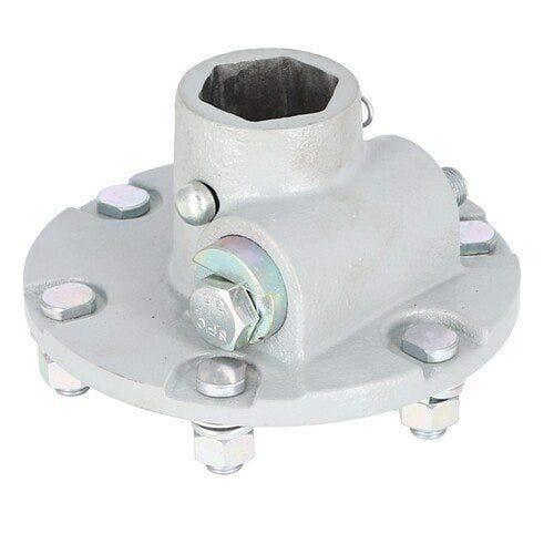 Wheel Hub Assembly - Rear Compatible with Kubota B7510 B2410 B1700 B7400 B2100 B7610 B7100 B1750 B7500 B7410 B6200 B2400 B4200 B7300 B1550 B5200 B6100 B7200 B5100 67401-17453