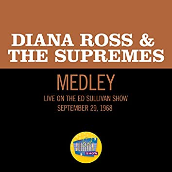 I'm The Greatest Star/Funny Girl/Don't Rain On My Parade (Medley/Live On The Ed Sullivan Show, September 29, 1968)