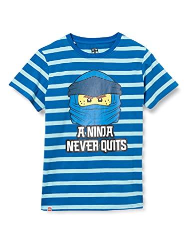 LEGO Ninjago T-Shirt Camiseta, 732, 110 cm para Niños