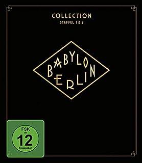 Babylon Berlin - Collection Staffel 1 & 2 [Blu-ray] (B07FYM6SLG) | Amazon price tracker / tracking, Amazon price history charts, Amazon price watches, Amazon price drop alerts