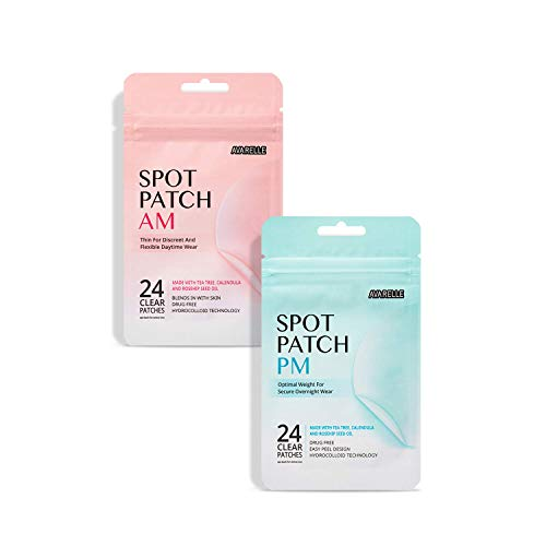 Avarelle Acne Patch Pimple Cover Absorbing Hydrocolloid Technology.