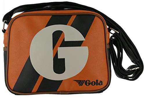 GOLA Tasche Micro Redford Capital Orange/Black/Black
