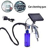 WPFC 4,3-Zoll-Visuelle Car Reinigungspistole Klimaanlage Reiniger, Autoklimaanlagen Rohr Endoskope Reinigungspistole, Auto Waschmaschine