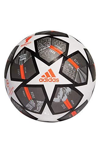 adidas Finale 20Y Training Texture, Pallone da Calcio Unisex Adulto, Pantone/Bianco, 5